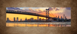 Franklin Bridge – 170 x 50 cm