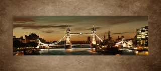 Tower Bridge – panoráma – 170 x 50 cm
